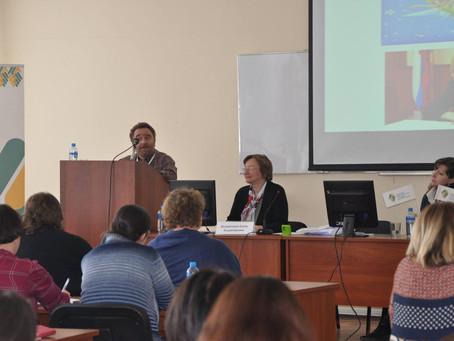 Выступление с докладом на ежегодной конференции «Роль медицинской сестры в паллиативной помощи»