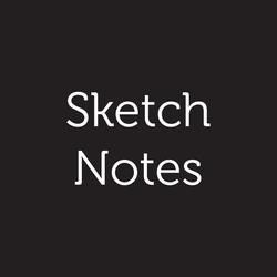 UBX19 Sketchnotes