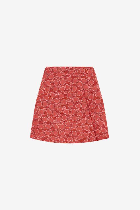 Cinquefoil Skirt