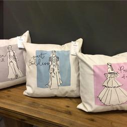 Royal Flush Pillow Series