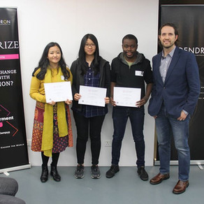Hult Prize Second Runner Up