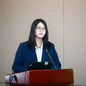Speaking at UNESCO APEID Meeting
