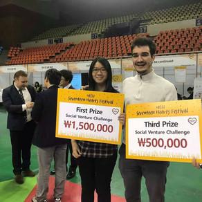 Social Venture Challenge Winner