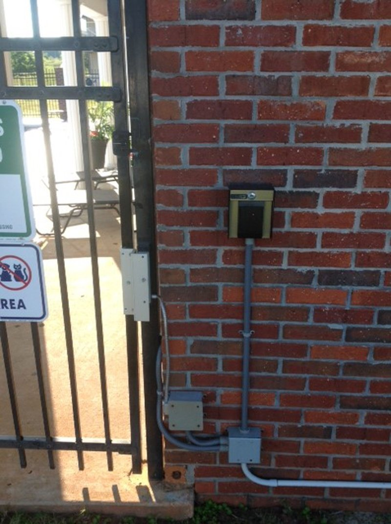 Gated Access Control