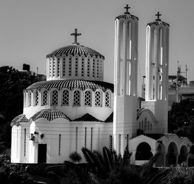 Crete-Industrical Church