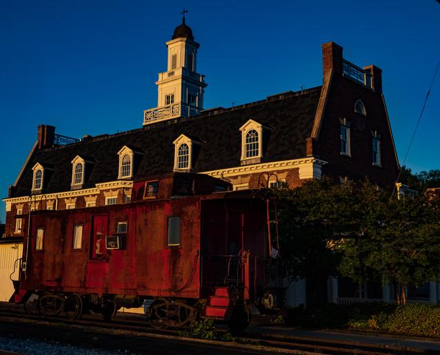 Vicksburg-Docks