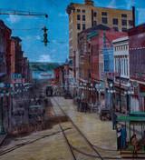 Vicksburg-River Mural1