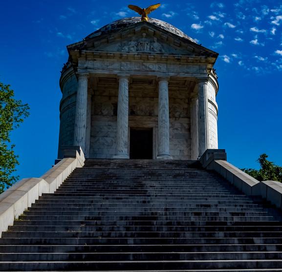 Vicksburg-IL Monument