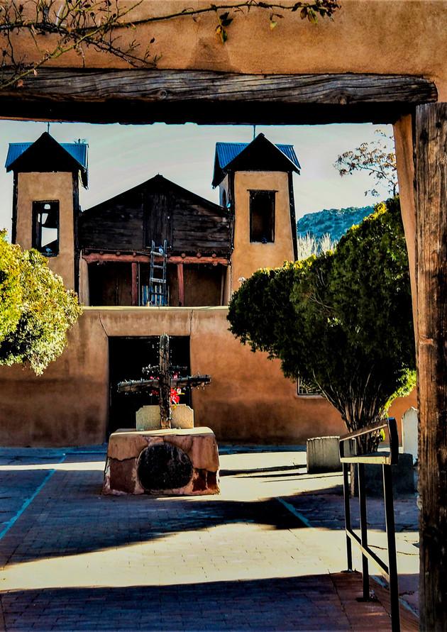 Chimayo Gate.jpg