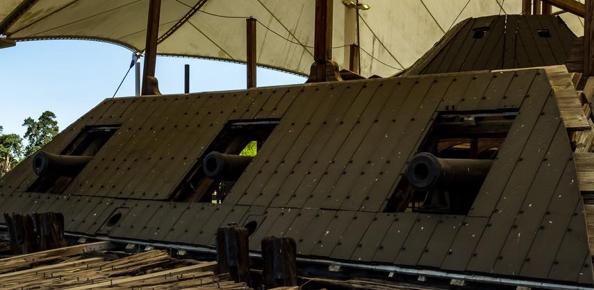 Vicksburg-USS Cairo