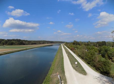Mo. 21.09.15 / Waischenfeld - Erlangen / 61 km, 196 Hm