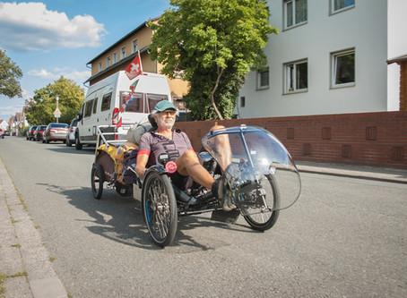 Mi. 21.08.19 / Mainz Kostheim - Weiterstadt / 31 km, 74 Hm