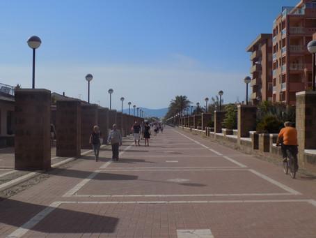 So. 31.05.15 / Orbettelo - Marina di Grosseto / 61 km, 185 Hm