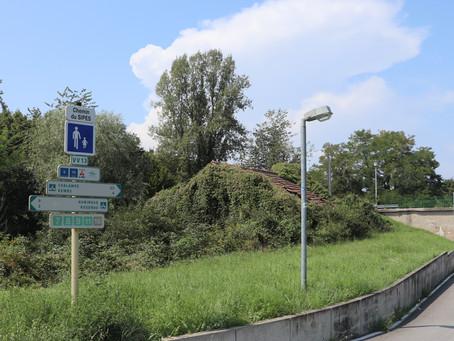 Do. 29.08.19 / Neuf-Brisach - Möhlin / 84 km, 357 Hm