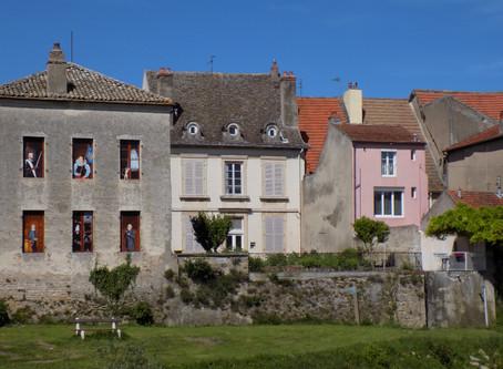 Mo. 22.05.17 / Verdun-sur-le-Doubs - Dole / 64 km, 115 Hm