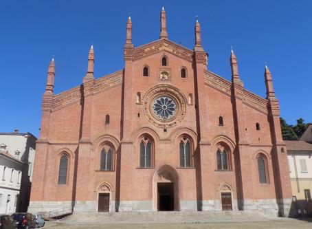 Di. 23.06.15 / Valmadonna - Pavia / 68 km, 240 Hm