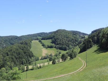 Fr. 07.06.19 / Delemont - St.Ursanne / 26 km, 531 Hm