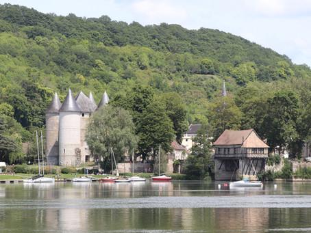So. 27.05.18 / Verneuil-sur-Seine - Les Andalys / 71 km, 279 Hm