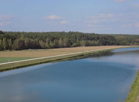 Di. 22.09.15 / Erlangen - Nürnberg / 41 km, 108 Hm