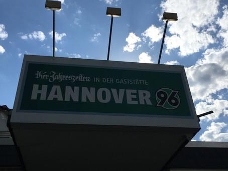 Unternehmerfrühstück bei Hannover 96