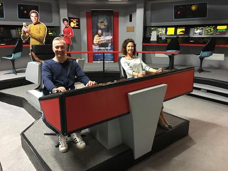 Star Trek in Bad Münder!