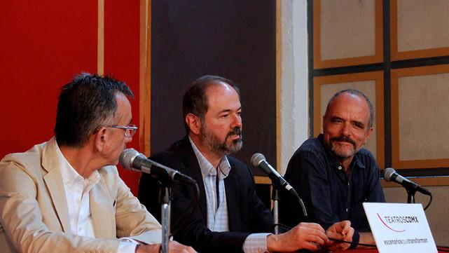 """""""Mientras Nos Dure el Veinte"""",  nombre de Espectáculo Rockero Literario en el Teatro de la"""