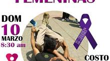 CURSO TÁCTICAS DEFENSIVAS FEMENINAS, EN EL PARQUE MÉXICO CDMX.
