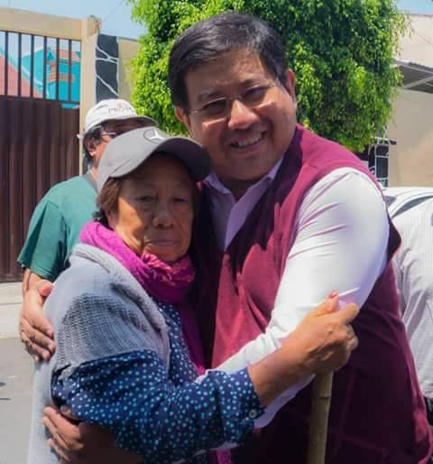 Jose Carlos Acosta Ruiz Sube en las encuestas por la Alcaldía en Xochimilco