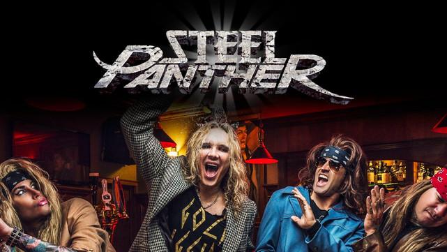 Steel Panther por 1ra vez en México