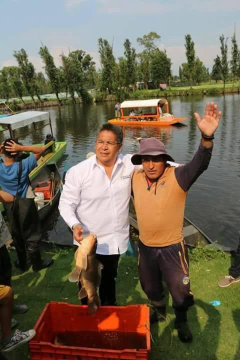 Gabriel del Monte Rosales,sube en las encuestas electorales candidato sin partido a la alcaldia de X