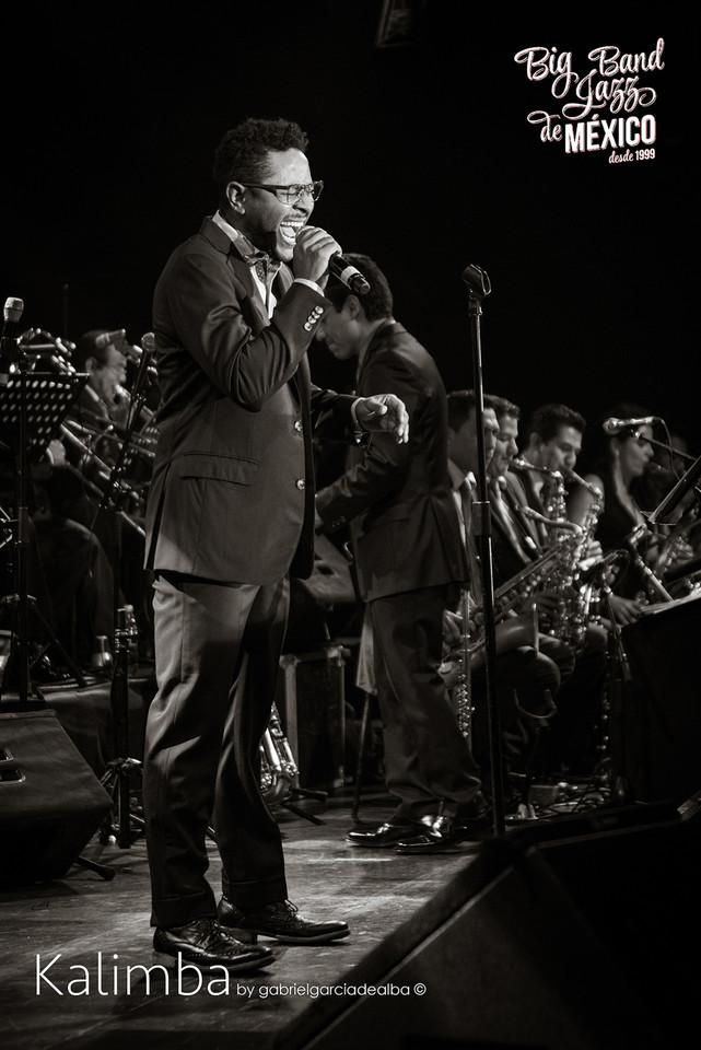 Darán concierto al naturalSamo, Kalimba y la Big Band Jazz de México el 12 de mayo próximo