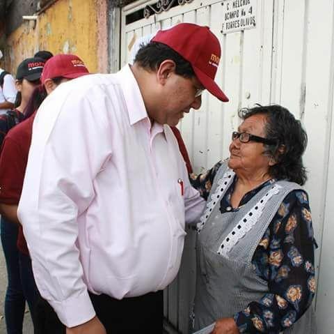 Impulso a los floricultores de Xochimilco, José Carlos Acosta Ruiz candidato a la alcaldía de Xochim