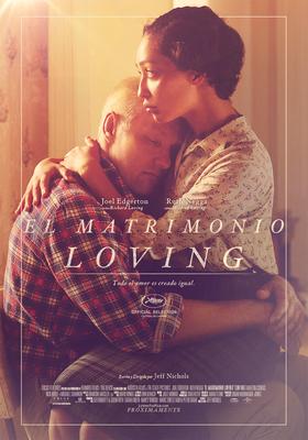 El Matrimonio Loving Estreno exclusivo en la CinetecaNacional 27 de Enero