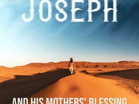 Joseph and His Mothers' Blessing