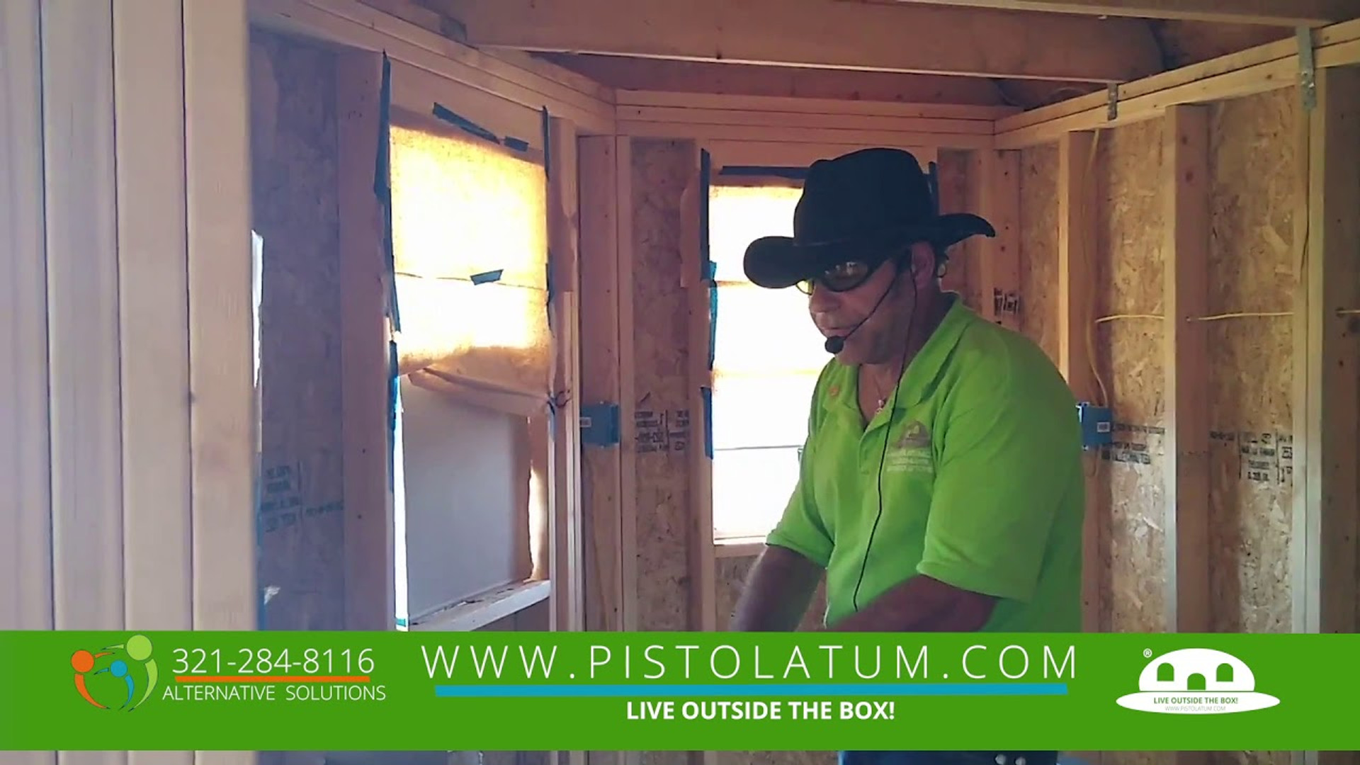 Smart Green Tiny Home Part 3