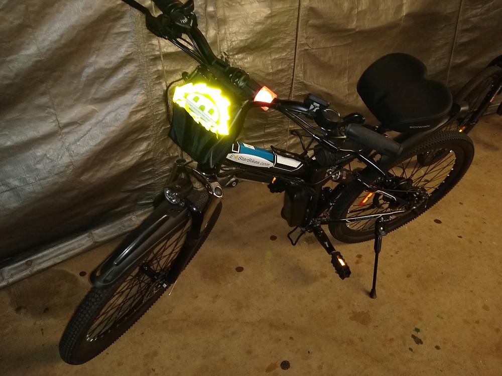 E-Star Green Bike