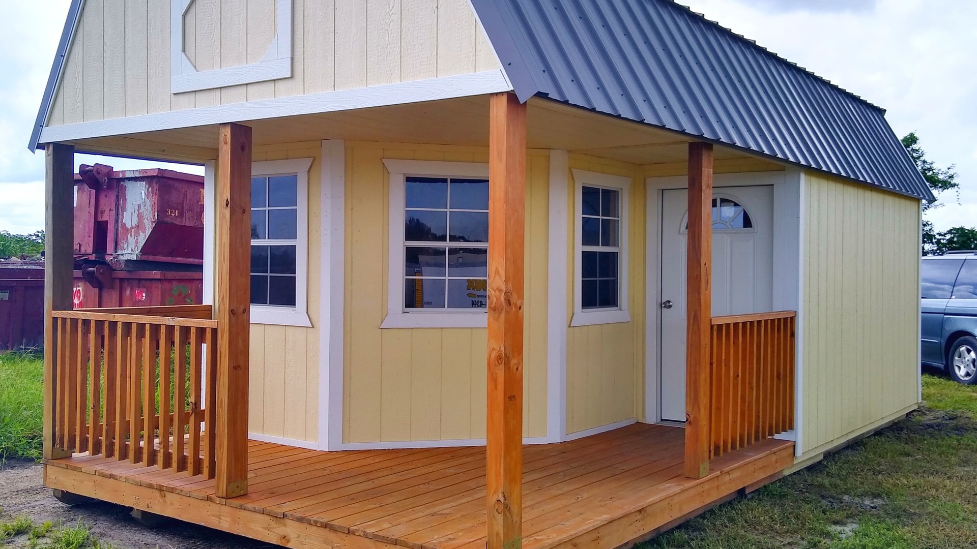 Smart Green Tiny Home Phase 3
