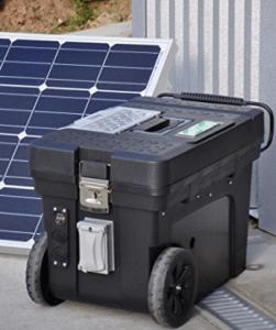 Pistol Green Generator Power 5000 Watts