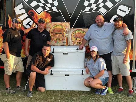 2018 Grand Champions - Victory Lane BBQ