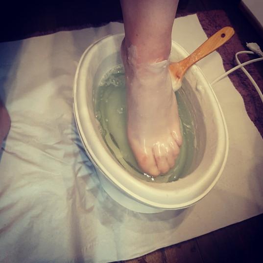 Foot Wax