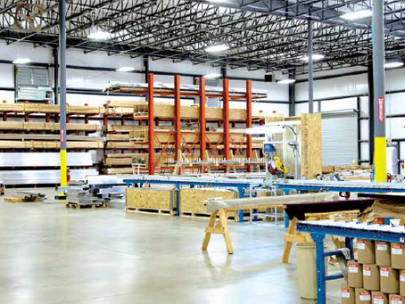 Designed, Fabricated & Assembled by American Craftsmen, to your exact specifications.