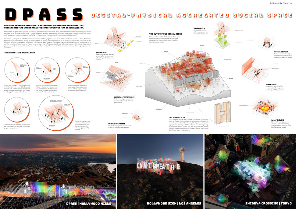 Digital-Physical Aggregated Social Space (DPASS)