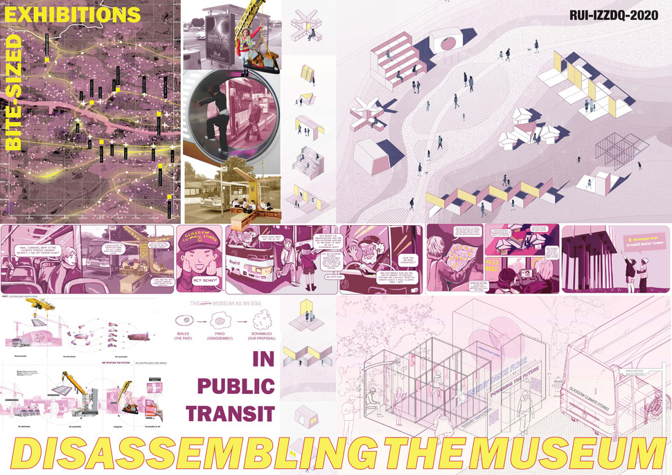 Disassembling The Museum