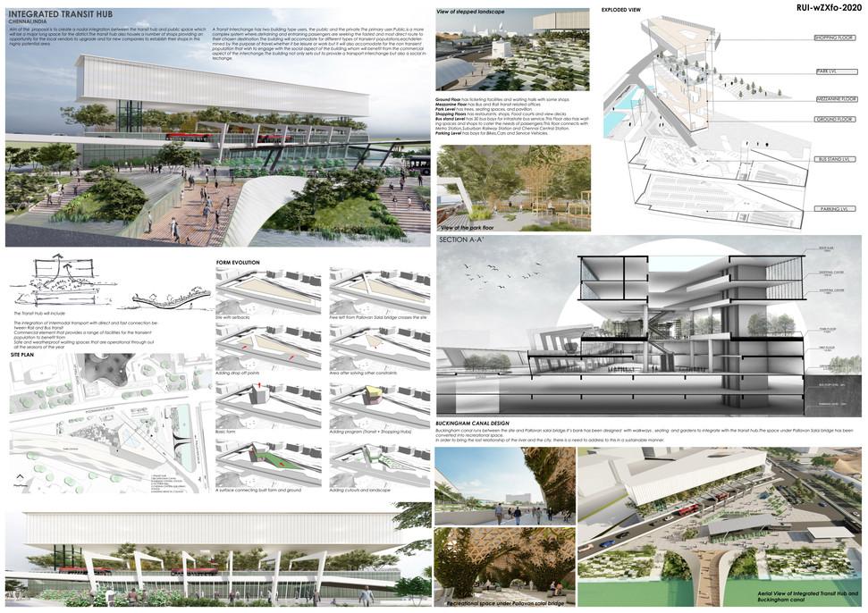 Integrated Transit Hub