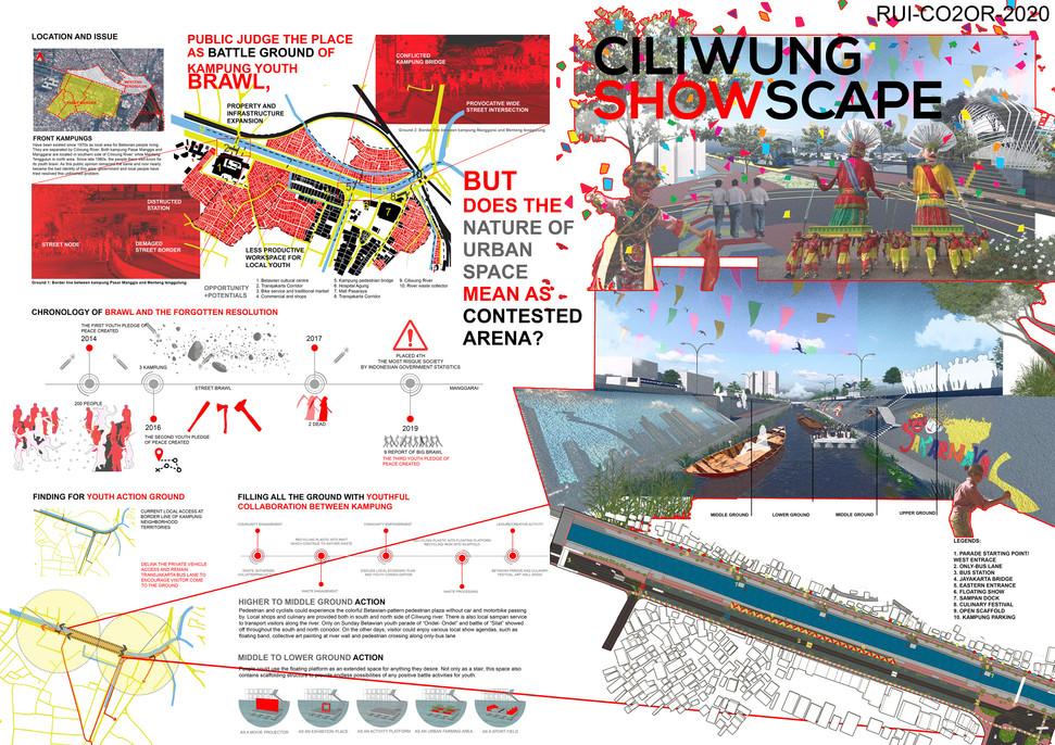 Ciliwung Showscape