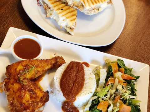 Signature Chicken with Jazzy Rice