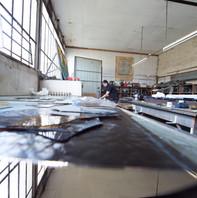 Atelier Dalle de verre