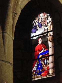 Création pour l'abbaye de Beauchêne, Cerizay (79)