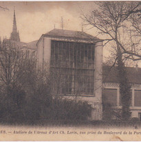 Vue ateliers boulevard du Maréchal Foch