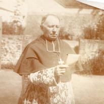 Benediction de vitraux